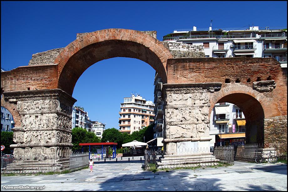 Grecja- Saloniki