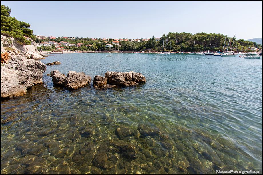 Chorwacja Wyspa KRK