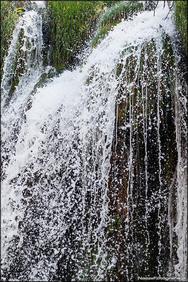 Bosnia Wodospady Kravica