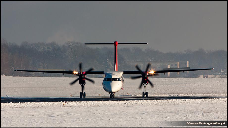 Lotnisko Gdańsk Rębiechowo