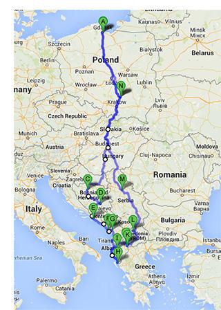 Balkan-Tour-2014-mapka
