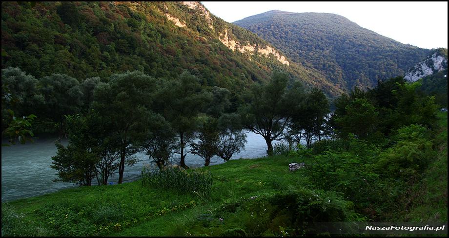 Przełom rzeki Vrbas