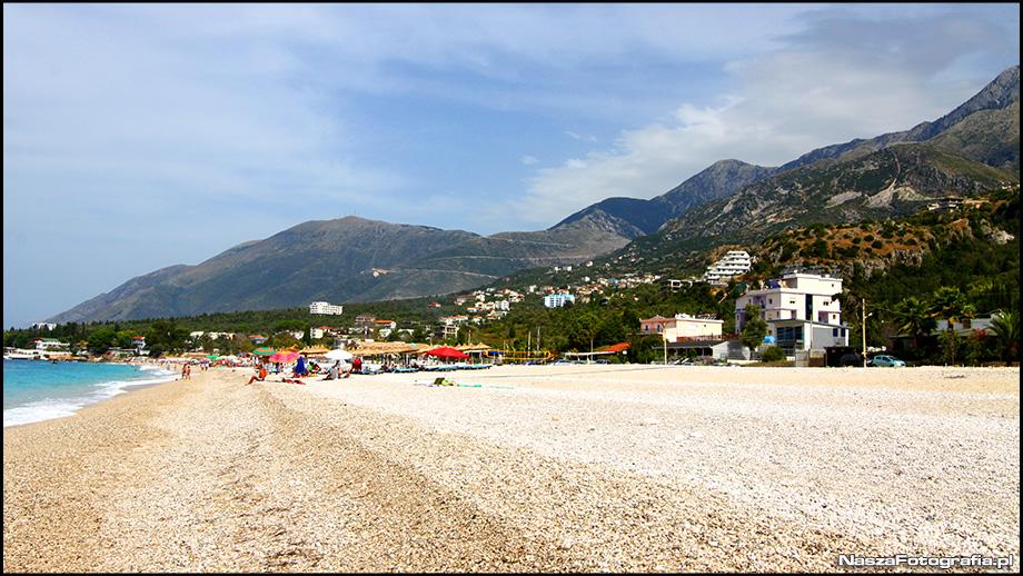 Albania Plaża Dhermi