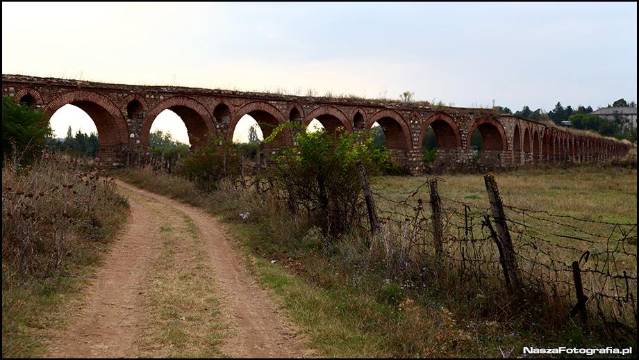 Macedonia Skopje Akwedukt