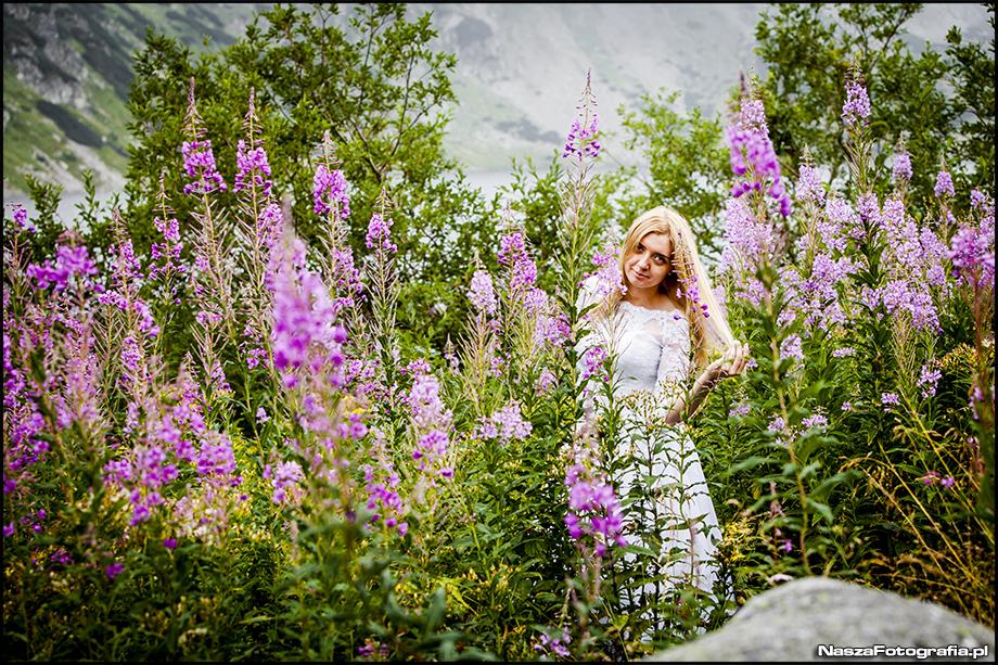 fotografia ślubna w górach