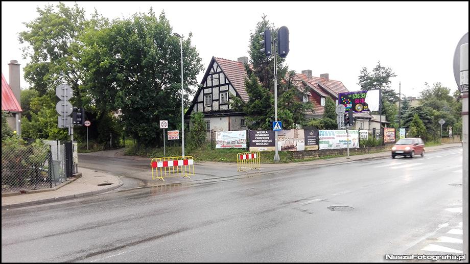 Skutki ulewy w Gdańsku 15 lipca 2016r.